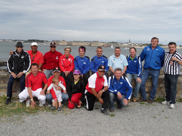 Coupe du Morbihan de pétanque Larmor-Plage contre Sérent